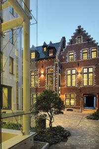 Historisch hoofdkantoor Eiffage Benelux